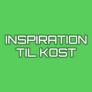 Inspiration til Kost
